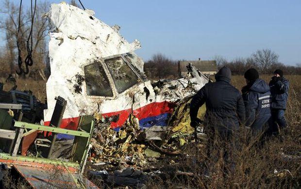 Збитий на Донбасі
