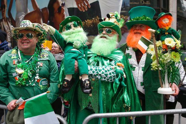 День Святого Патріка: яскраве святкування в Ірландії