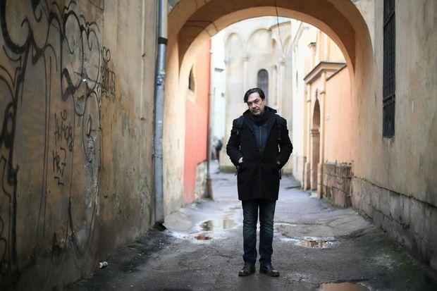 Юрій Андрухович вірші та біографія