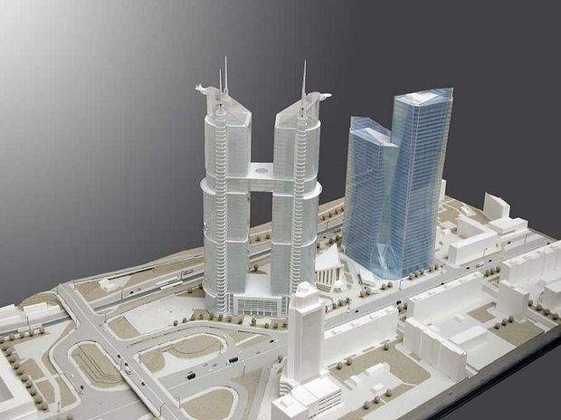 Sky Towers Київ