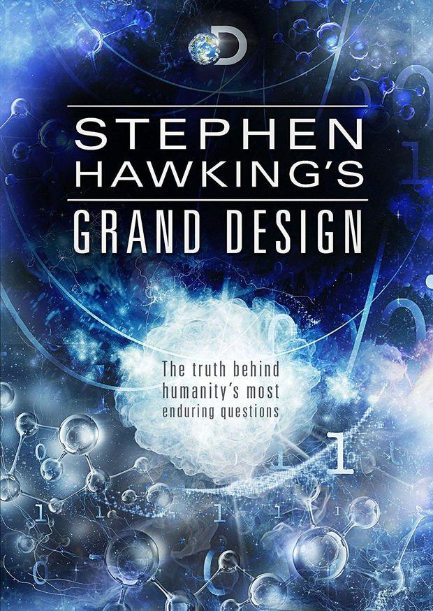 Книги Стівена Хокінга: