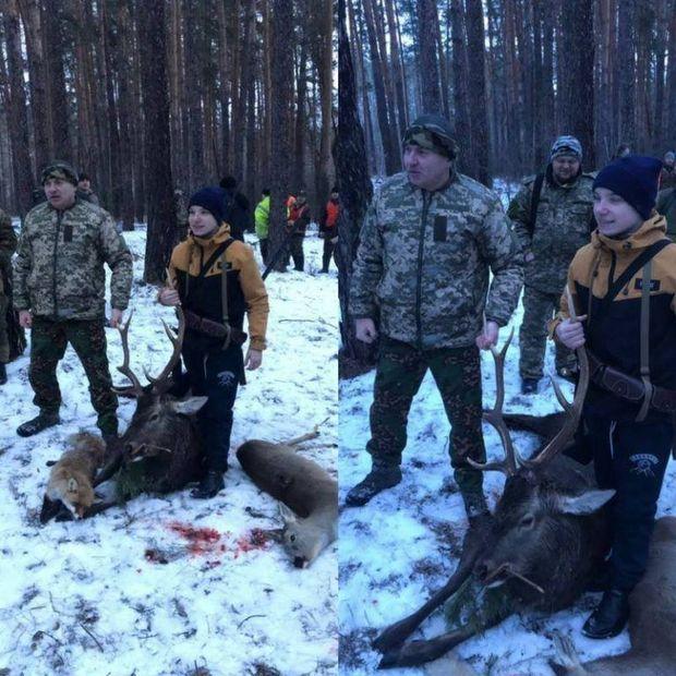 Гарбуз, Луганськ, полювання, тварини, кров, зброя, Гарбуз