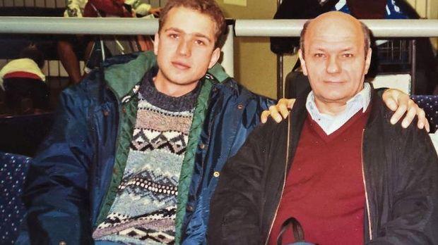 Володимир Пасечник, експерт з бактеріологічної зброї, котрий втік з СРСР до Британії у 1989 році