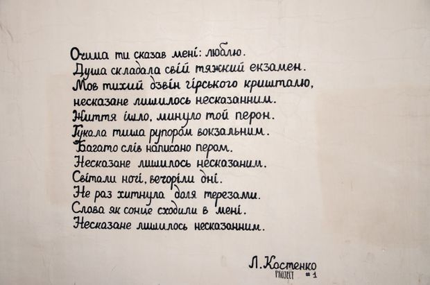 Ліна Костенко біографія