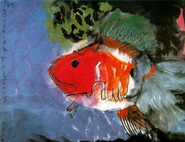 Реймонд Ху картина
