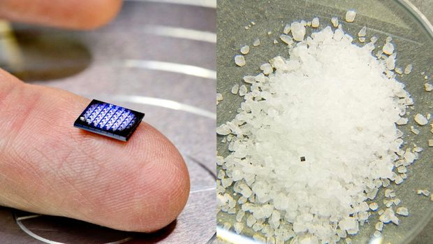 IBM презентувала найменший у світі комп'ютер