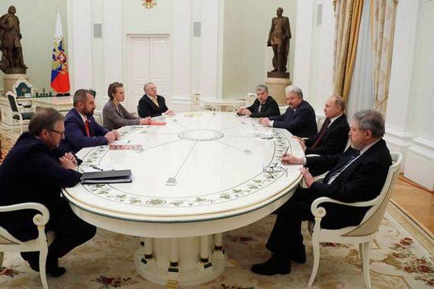 Вибори, Росія, Путін, Кремль