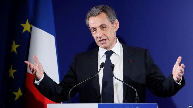 Колишнього президента Франції Ніколя Саркозі затримали