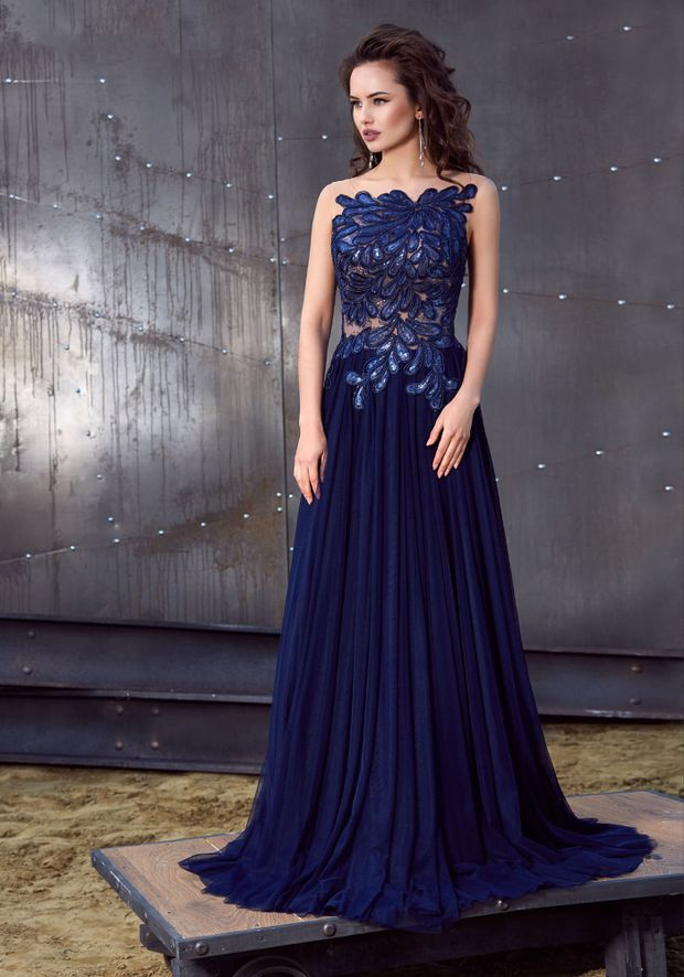 Сукні на випускний 2018  як обрати сукню - тренди 2018 0ef3d5a1ce403