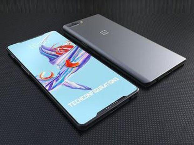 Ймовірний дизайн OnePlus 6