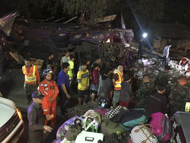 В результаті ДТП загинули 18 людей