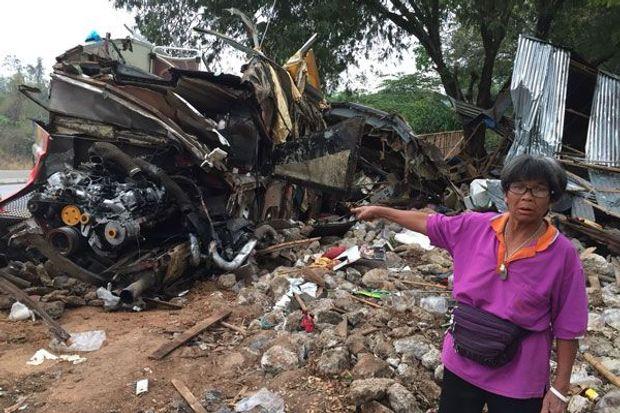 Моторошна аварія в Таїланді