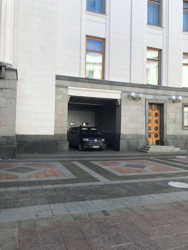 Савченко, Рада, мікроавтобуси, затримання, Войціцька