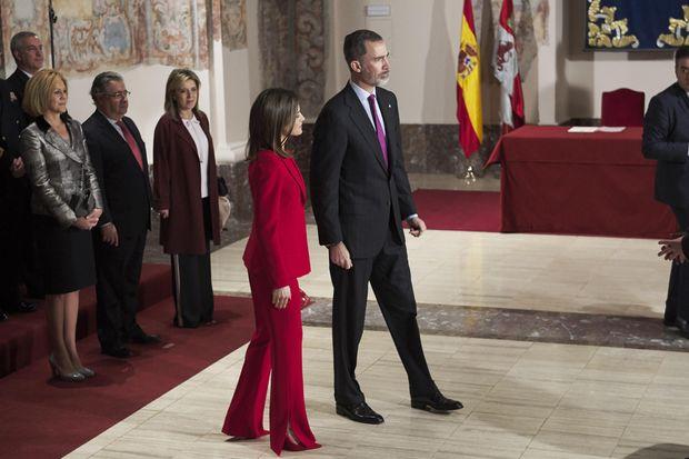 Іспанська королева Летиція