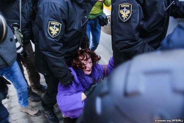 Затримання в Білорусі