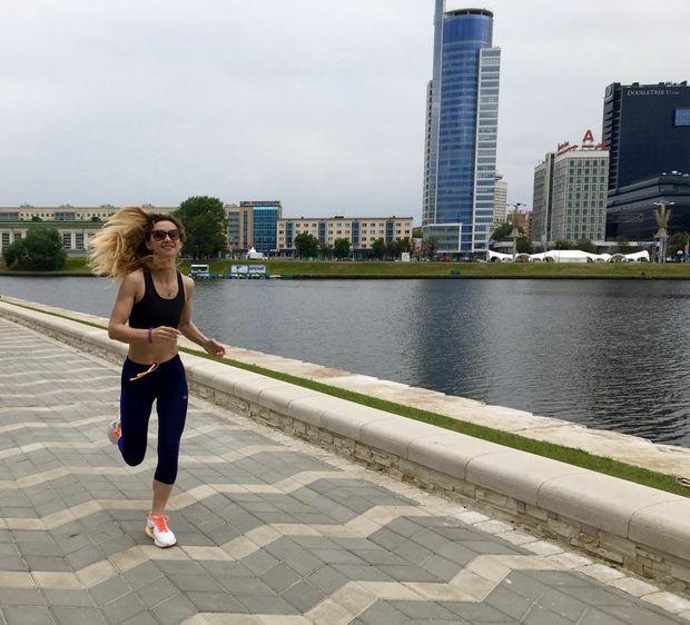 Біг - дуже корисний для здоров'я