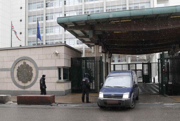 дипломати, посольство, Росія, Москва, Скрипаль
