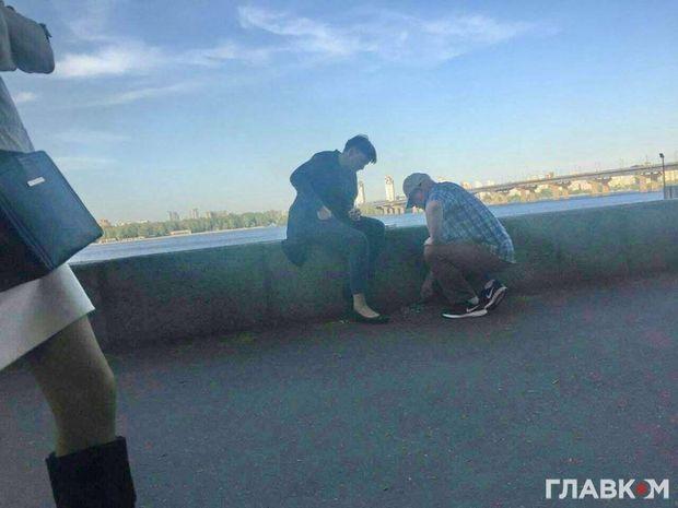 Савченко, Рубан, Київ, документи, спалювання
