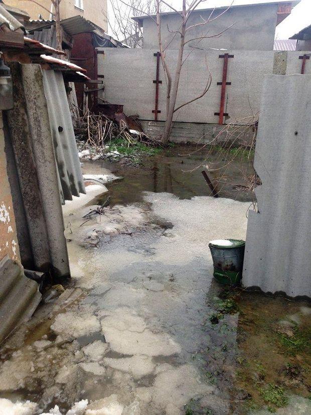 Наслідки повені на Одещині