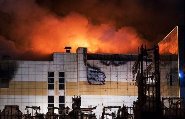 Пожежа Кемерово