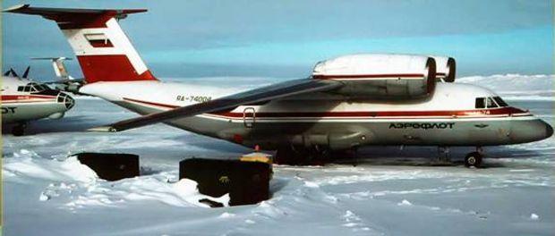 Ан-74 на льоду
