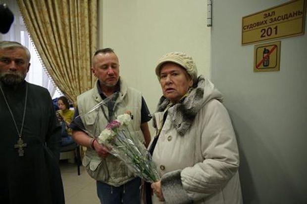 Суд на Савченко