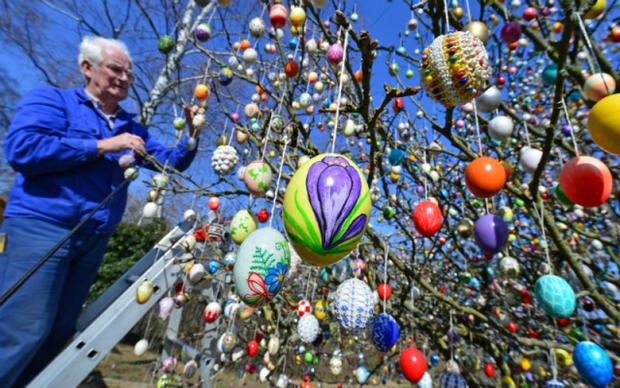 Як святкують Великдень у Німеччині