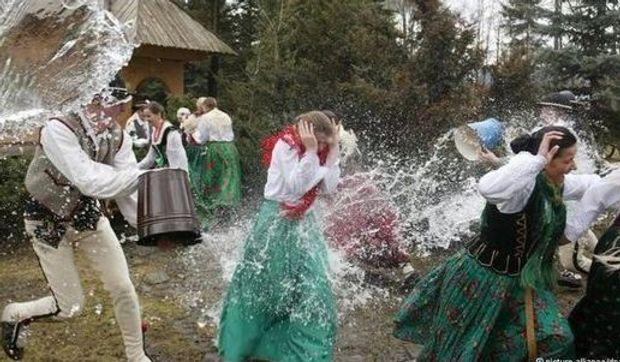 Великдень у Польщі