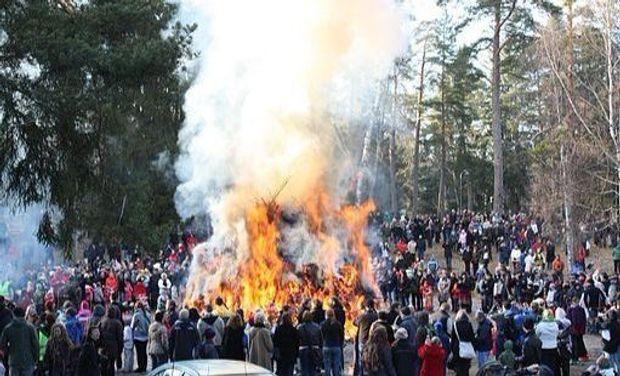 Великдень у Фінляндії