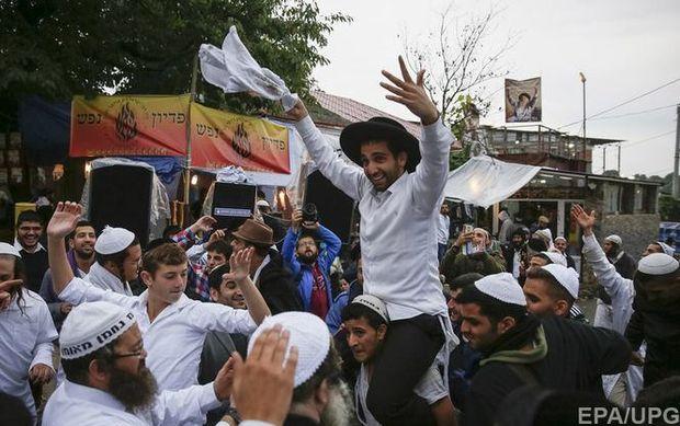 Святкування Єврейського нового року в Умані