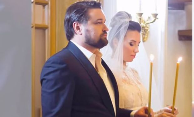 Андрій Ющенко одружився з Оленою Безуглою