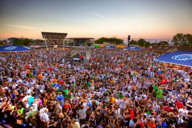 Музичні фестивалі