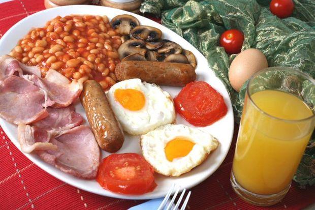 Сніданок у Великобританії / Lady Info