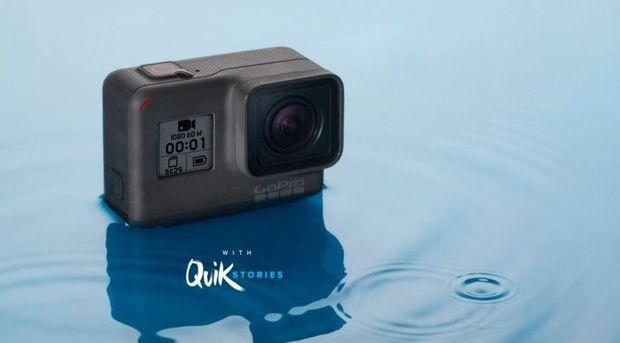 GoPro представила свою найдешевшу  екшн-камеру