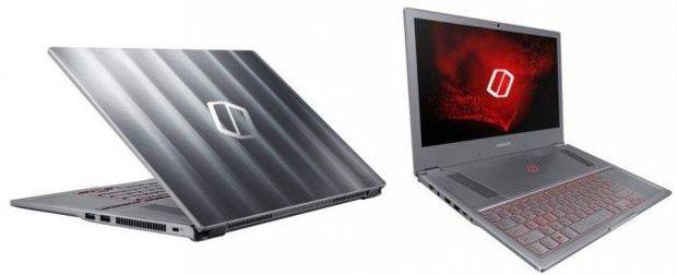 Ігровий ноутбук Notebook Odyssey Z