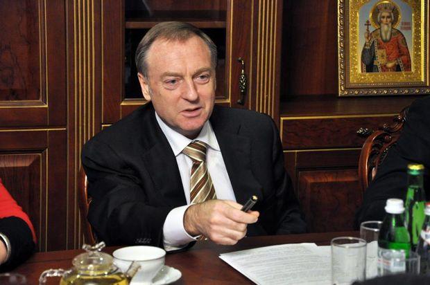 Екс-міністр юстиції України Олександр Лавринович