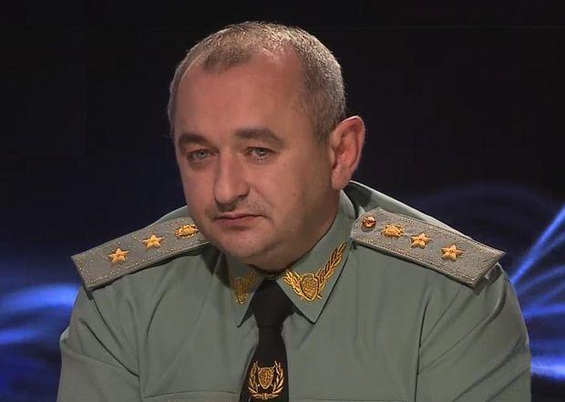 Військовий прокурор України Анатолій Матіос