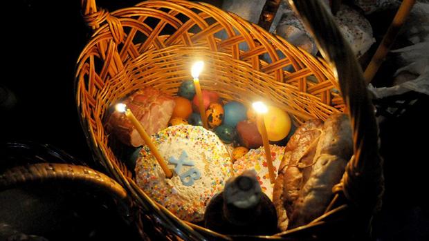 Що потрібно освятити на Великдень