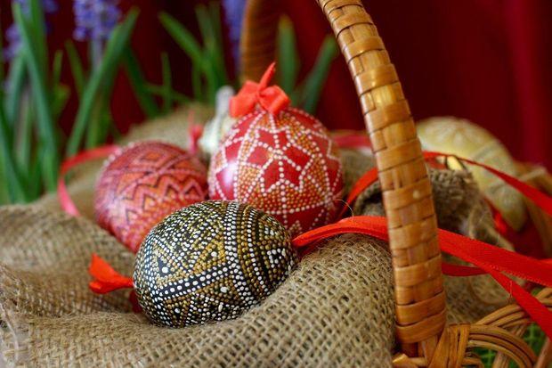 Що не можна святити на Великдень