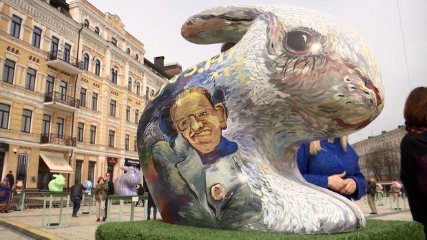 У Києві офіційно відкрили Всеукраїнський великодній фестиваль