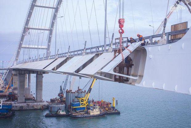 Міст з Росії до Криму