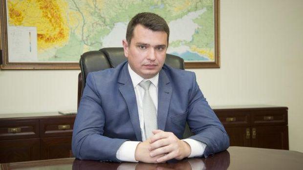 Директор НАБУ Артем Ситник