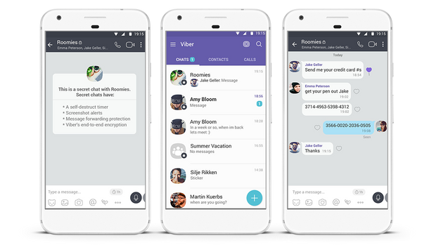Viber, гаджети, месенджери, інтернет, техно, технології, IT