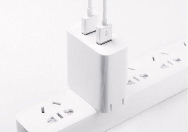 USB-зарядний пристрій від Xiaomi