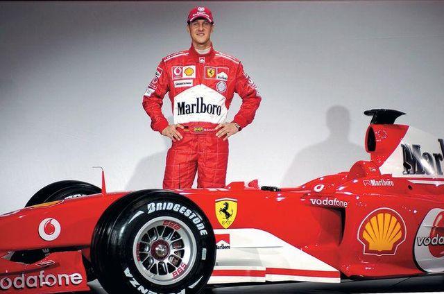 Михаэль Шумахер – легендарный пилот «Формулы-1»