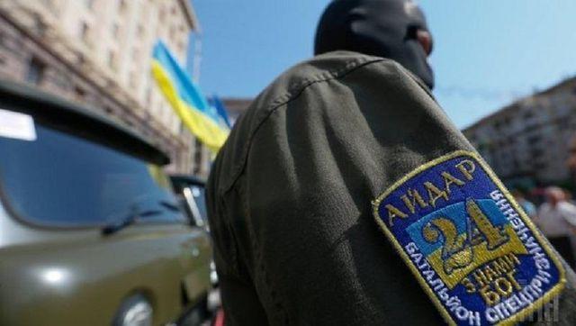 Без терроризма, но с преступлениями: результаты расследования по делу «Айдара»