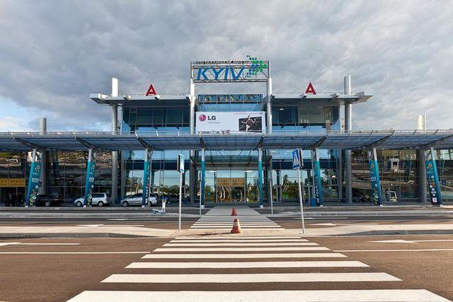В аэропорту Киева задержали террориста и убийцу, которых разыскивает Интерпол