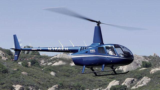 В России разбился вертолет результате столкновения со скалой: есть жертвы