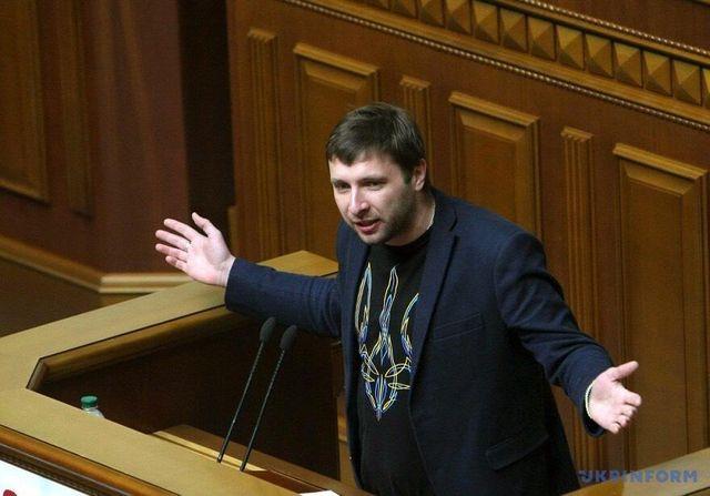 Парасюк: Буду Требовать наказания всем, кто покрывал коррупционера с СБУ
