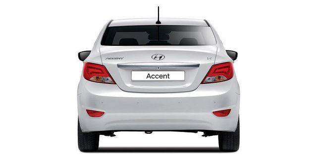 В Украину прибудет лимитированная партия автомобилей Hyundai Accent